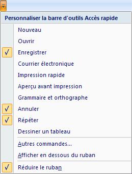 formation word et excel 2007 pdf