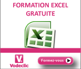 Vodeclic - Formation Excel 2007