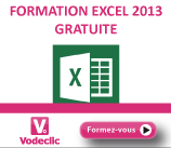 Vodeclic - formation Excel 2013
