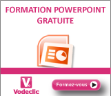 Vodeclic - formation PowerPoint 2007