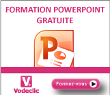 Vodeclic - formation PowerPoint 2010